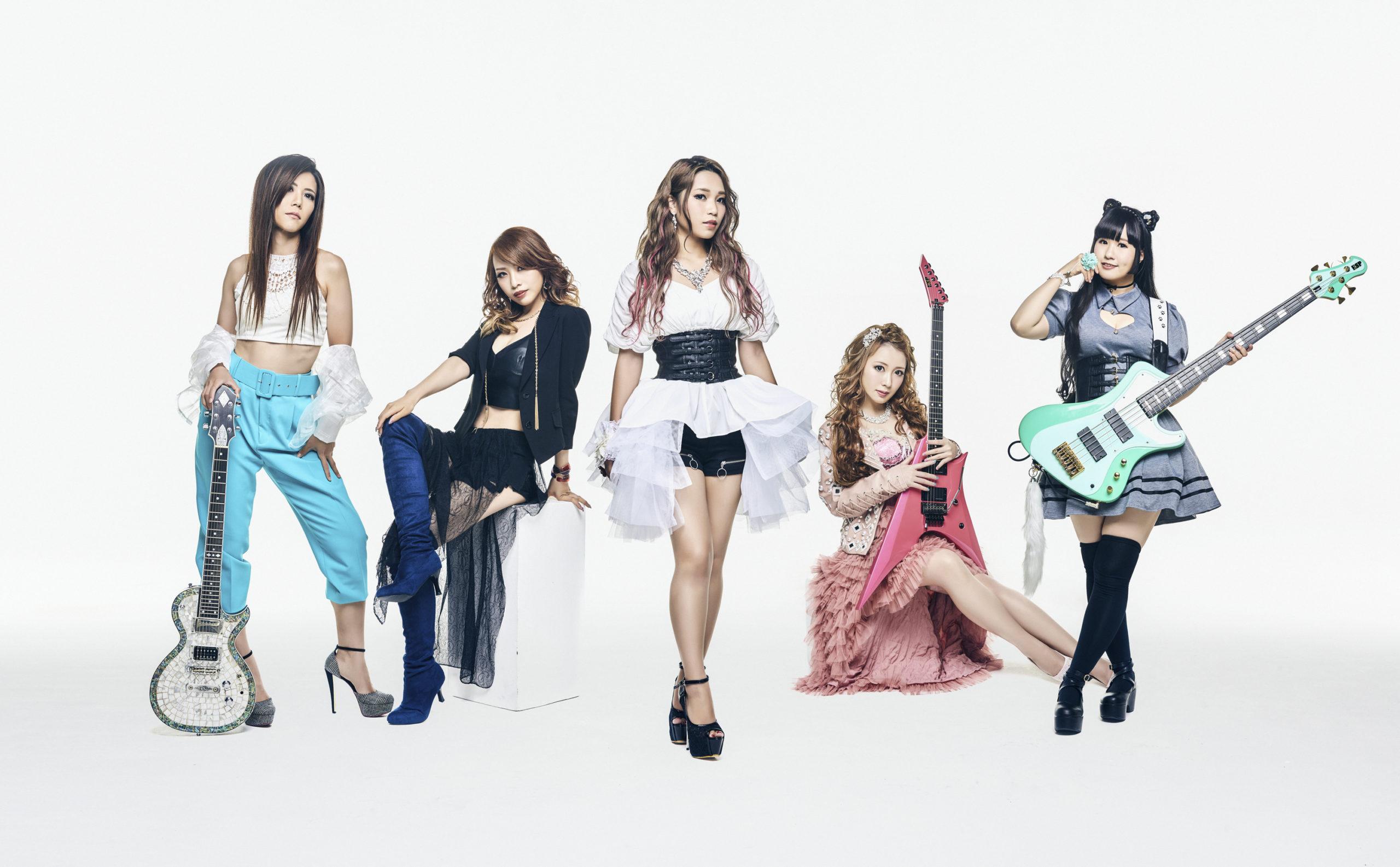 """Aldious Tour 2020 """"Unlash"""" 岡山・岡山Image(再振替公演)"""